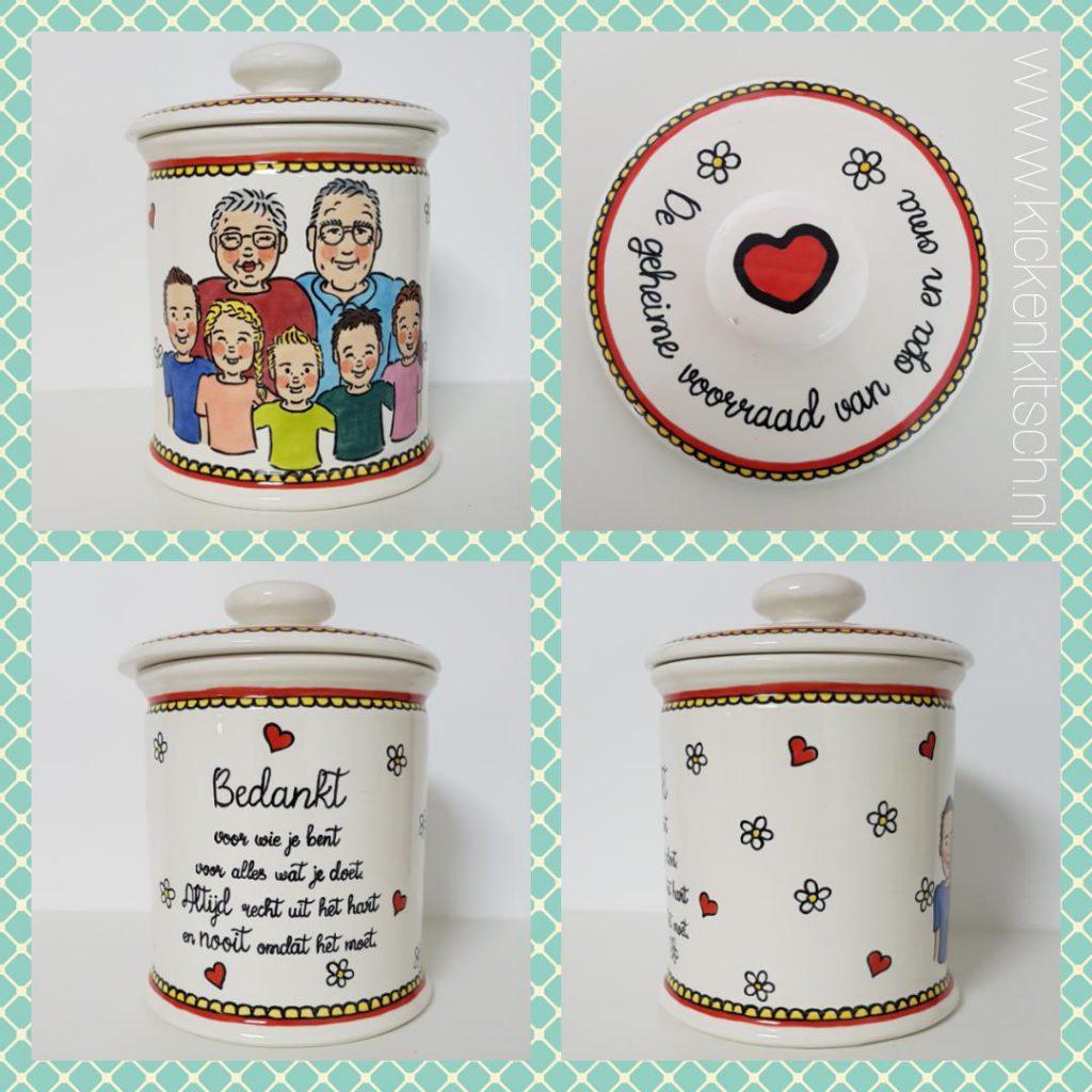 Opa En Oma 50 Jaar Getrouwd Cadeau